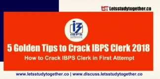 Tips to Crack IBPS Clerk Prelims in First Attempt