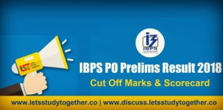 IBPS PO Prelims Result 2018 – Expected Cut-Off Marks