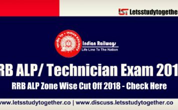 RRB ALP Zone Wise Cut Off 2018 - Check Now
