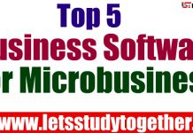 Top 5 Best Small Business Software Programs