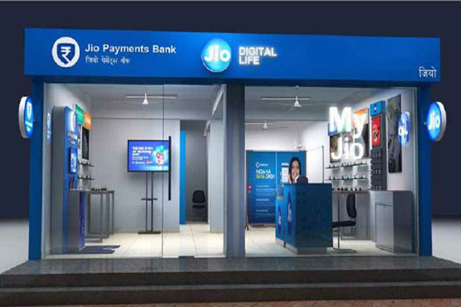 Payment Banks In India - Jio Payments Bank