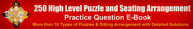 A Complete Book of Puzzle and Seating Arrangement for Banking & Insurance Exams