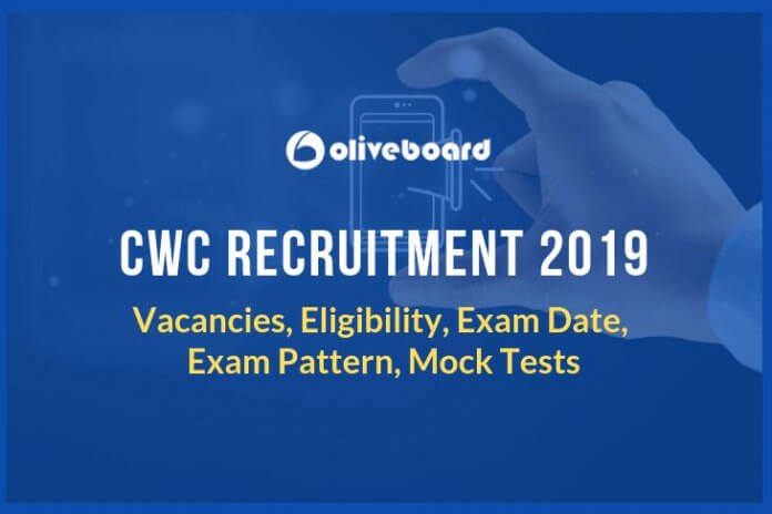 CWC Recruitment 2019