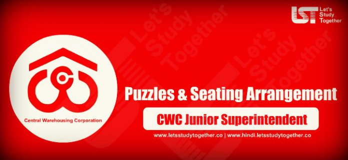 New Pattern Reasoning Puzzle for CWC Junior Superintendent 2019 | Set – 160