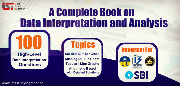 A Complete Book on Data Interpretation and Analysis For LIC AAO & SBI PO 2019 | Download PDF