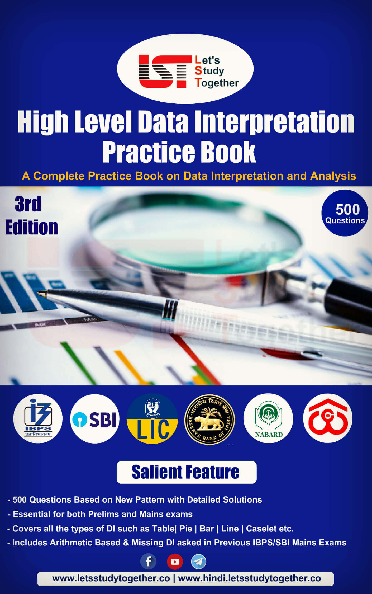 Best Book for Data Interpretation for Banking Exams 2019-20