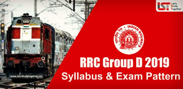 RRC Group D New Syllabus & Exam Pattern 2019 – Check Here