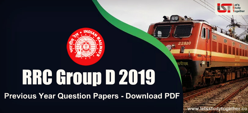 RRC Group D Previous Year Question Papers - Download PDF