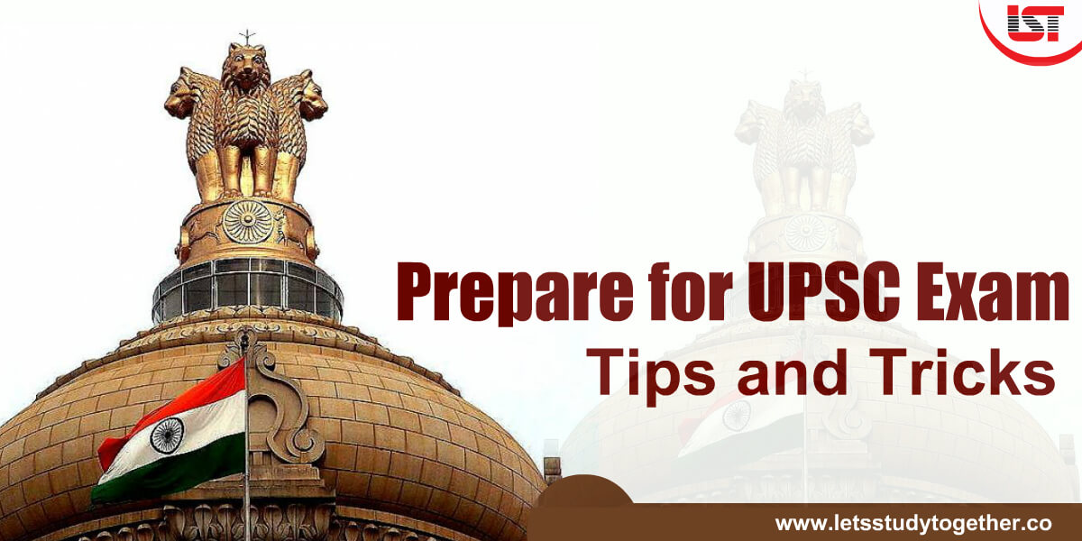 Tips and Tricks to Prepare for UPSC Exam 2020