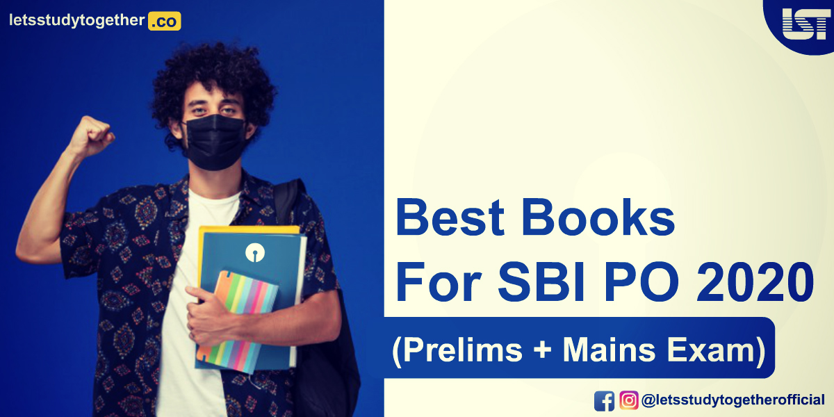 Best Books for SBI PO Exam 2020 – Prelims & Mains Exam