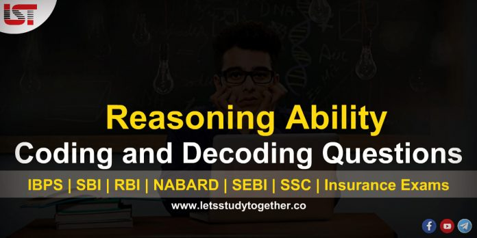 Coding Decoding Questions Banking & Insurance Exams