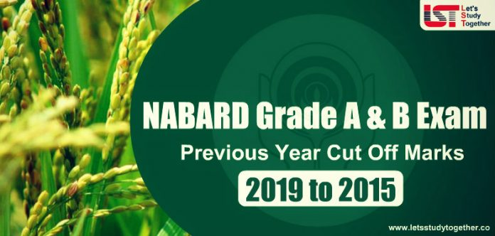 NABARD Grade A Previous Year Cut Off Marks