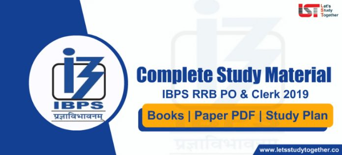 Complete Study Material for IBPS RRB Officer Scale I & Assistant – Books | Paper PDF | Study Plan | Free PDF