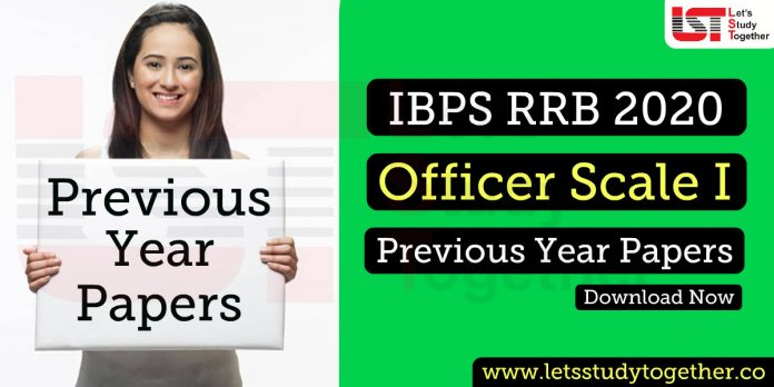 IBPS RRB PO Previous Year Questions Papers PDF – Download Now