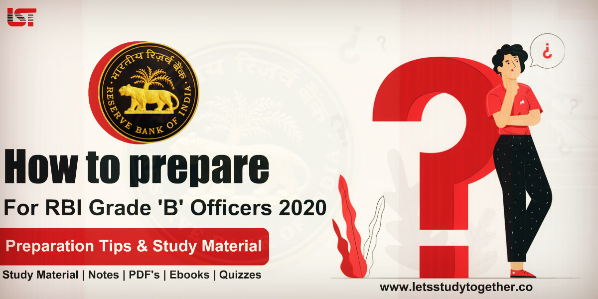 How to prepare for RBI Grade 'B' Officers Exam 2020 - Preparation Tips