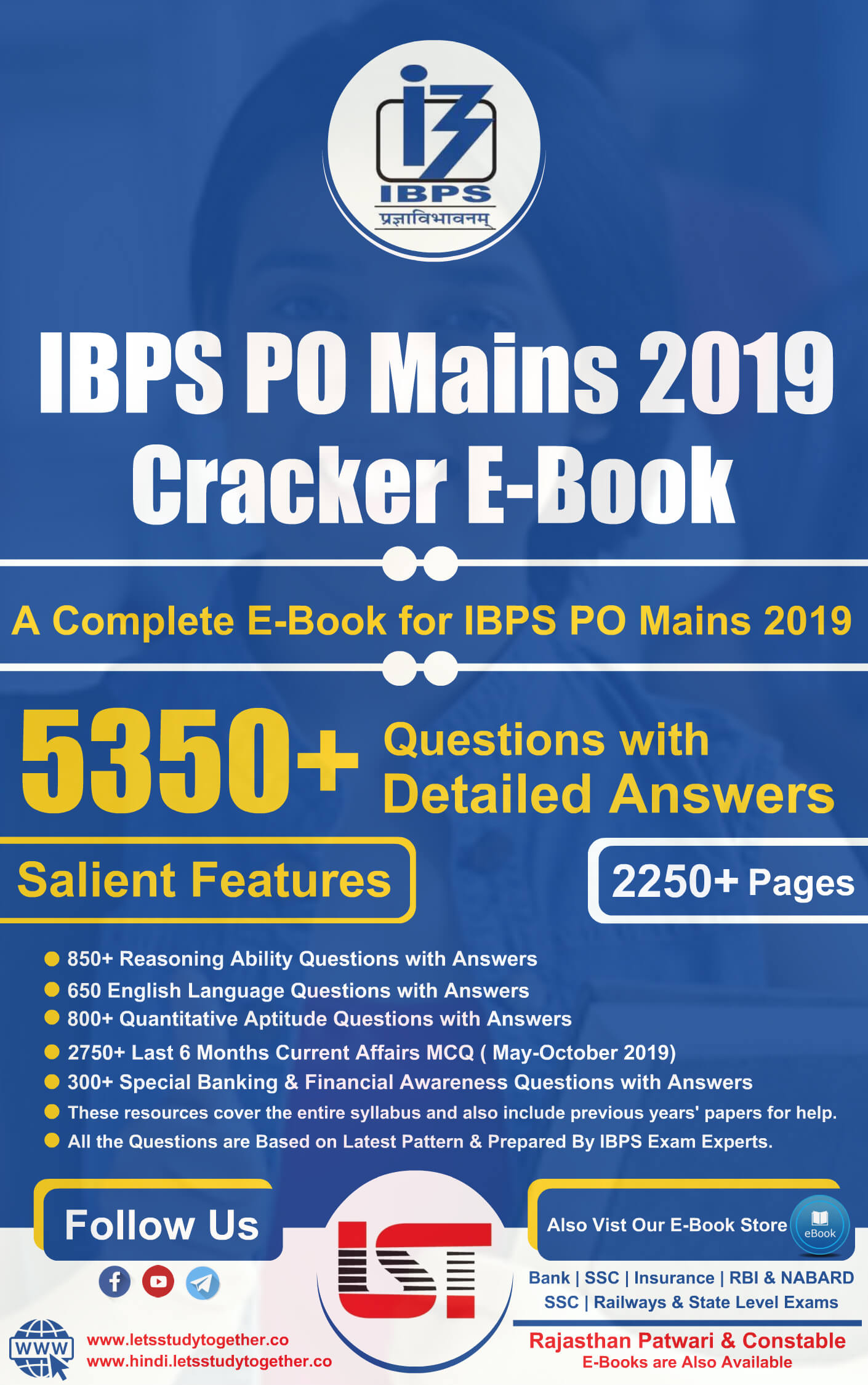 IBPS PO Mains Cracker Book 2019 PDF