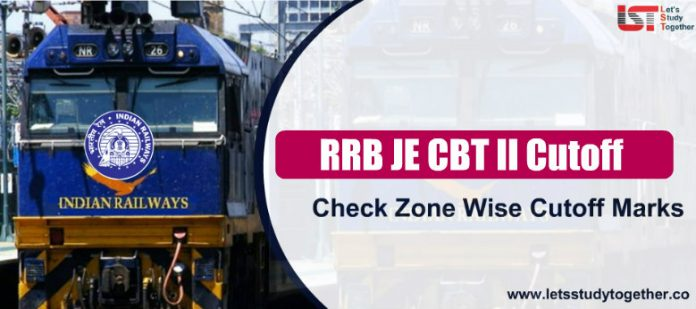 RRB JE 2 Cut Off 2019 – Check Zone Wise Cut off Marks Here