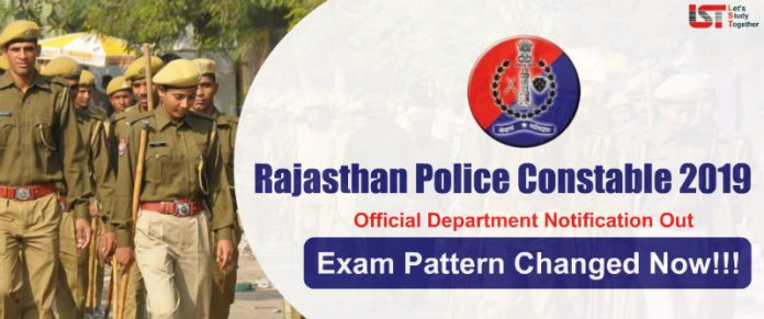 Rajasthan Police Constable Recruitment 2019 – Official Department Notification Out