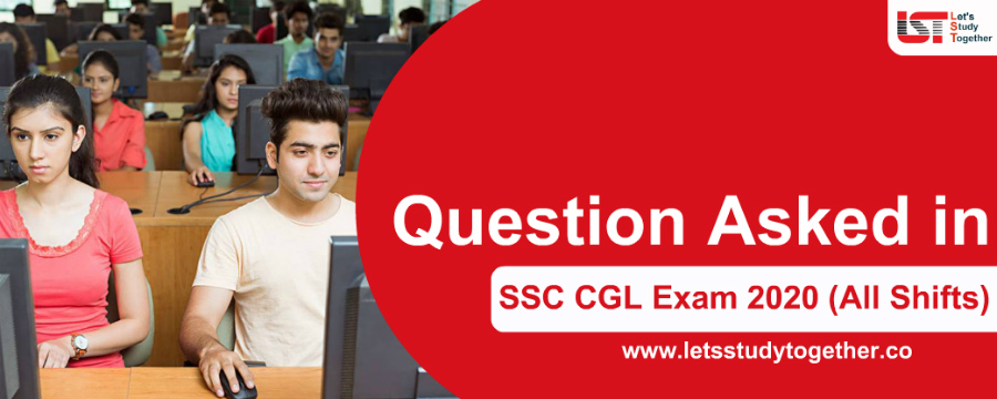 GA-GK Question Asked in SSC CGL Exam 2020 – Download PDF Here