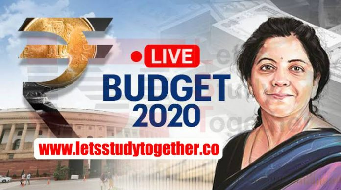 Union Budget 2020 Live Updates from Parliament House