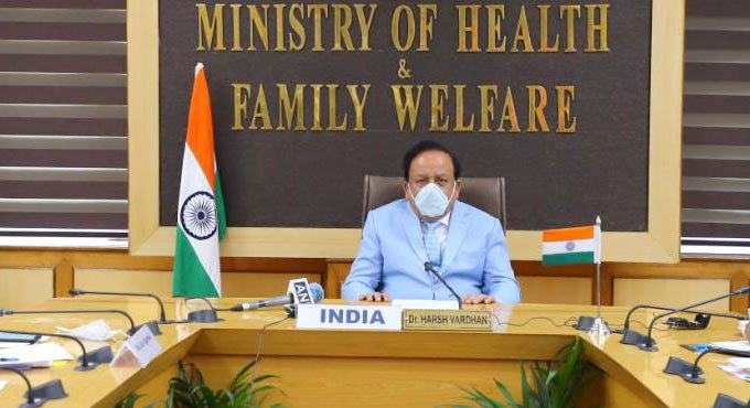Union Health Minister Harsh Vardhan set to take charge as WHO Executive Board chairman