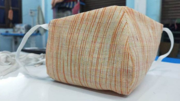 Local to Global- Khadi Masks to Hit Foreign Markets