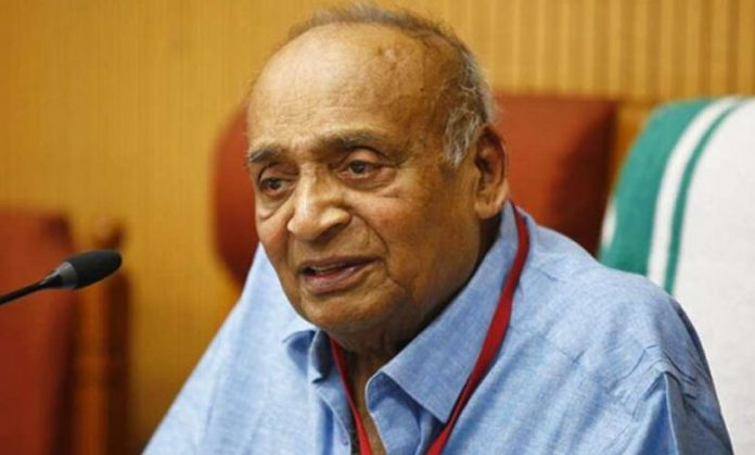 Rajya Sabha MP & Mathrubhumi MD Veerendra Kumar Passes Away at 83