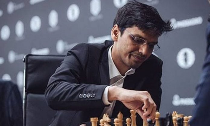 Harikrishna Bows Out of Chessable Masters Online Tournament
