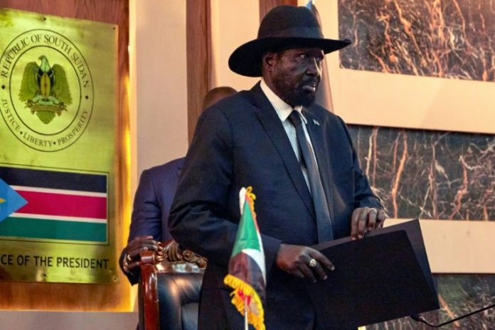 UNSC extends South Sudan arms embargo until May 2021