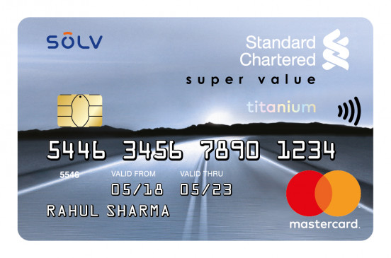SOLV Partners Standard Chartered Bank to Launch MSME Credit Card