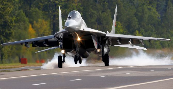 Defence Ministry Approves Purchase of 33 New Fighter Jets Including 21 MiG-29s From Russia