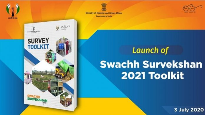 Housing and Urban Affairs Minister Launches Toolkit For Swachh Survekshan 2021