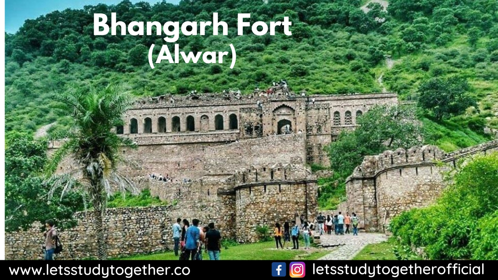 rajasthan tourist places bhangarh fort