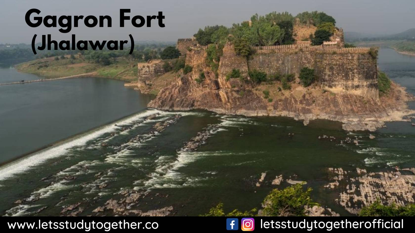 rajasthan tourist places gagraon fort