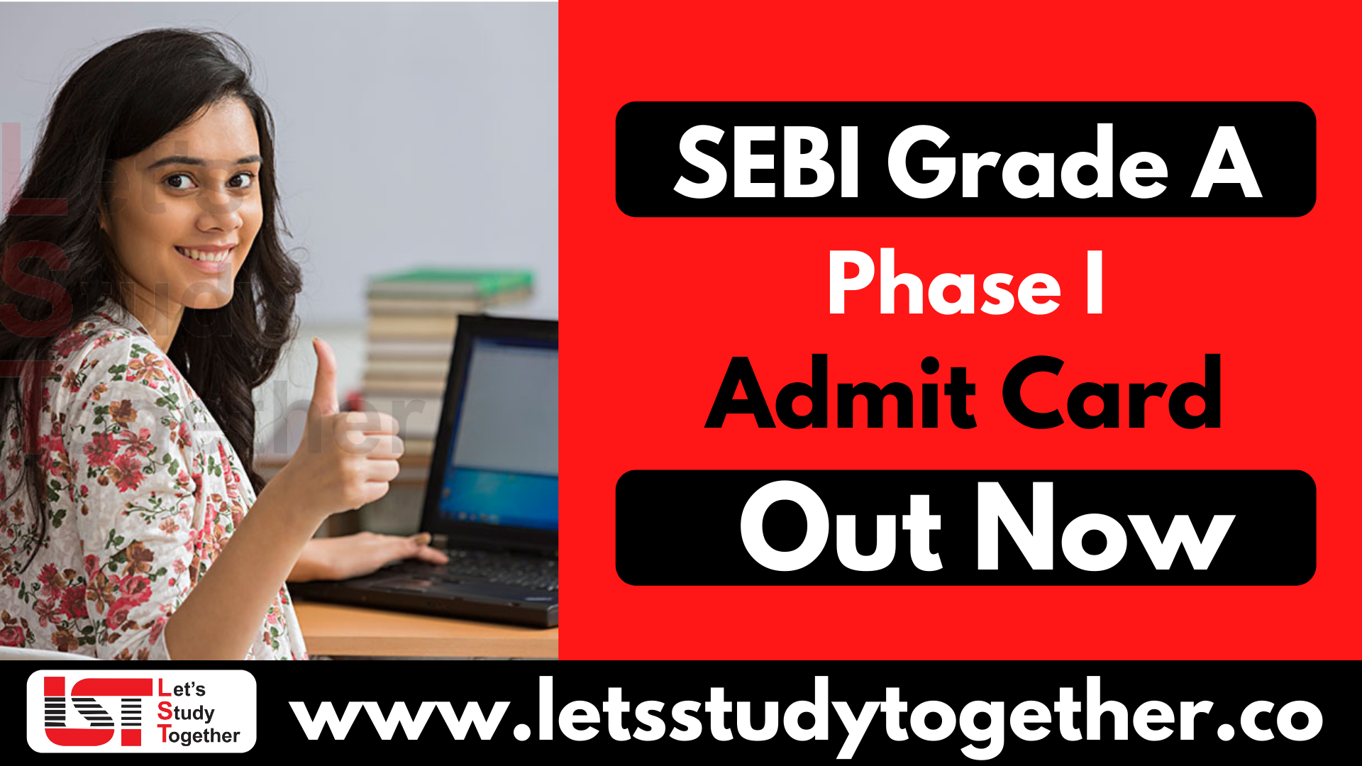 SEBI Grade A 2020 Admit Card - Phase 1 Admit Card Out Now